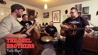 'Futile Blues' The Doel Brothers (bopflix sessions) BOPFLIX