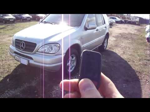 2000 Mercedes Benz ML320. Start Up, Engine, and In Depth Tour.