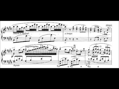 Chopin: Piano Concerto No.1, Movement 2 - Largo, Romance (Zimerman)