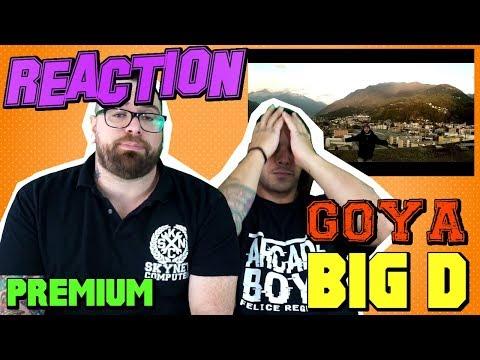 Big D -  Goya | RAP REACTION 2017 | ARCADEBOYZ PREMIUM