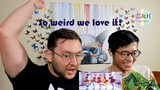 What Did We Just Watch???!!! First Time Reacting to Red Velv…