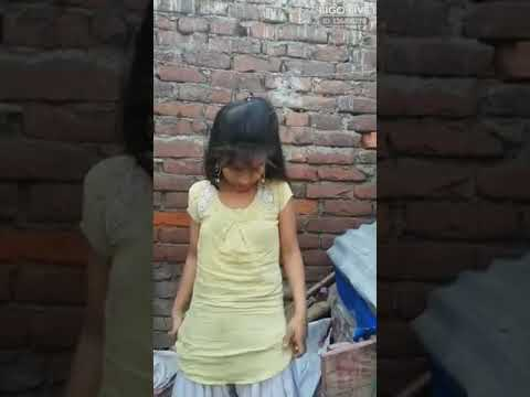 Desi Indian little girl sexy moves in dance