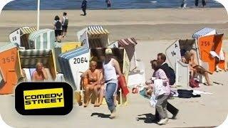 Strandkorb | Comedystreet mit Simon Gosejohann