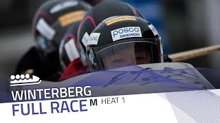 Winterberg | BMW IBSF World Cup 2018/2019 - 4-Man Bobsleigh Heat 1 | IBSF Official