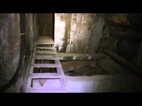 Exploring Underground in the Abandoned Rachel Lincoln Mine