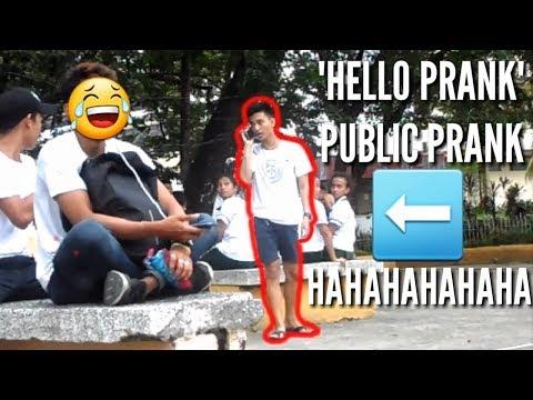 HELLO... PRANK! / JOSH PRANKS #1