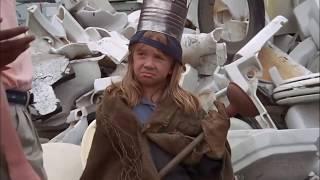 Диана прилетает на вертолете за Алиссой ... отрывок из фильма (Двое: Я и Моя Тень/It Takes Two)1995