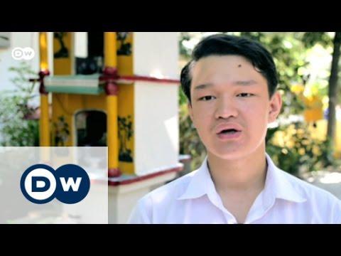 Dang Van Trinh aus Vietnam | Global 3000 - Millennium Teen