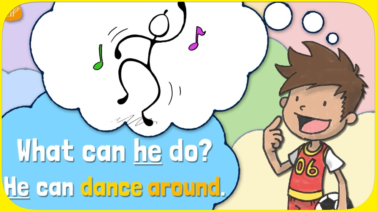 action verbs pattern practice and sentence formation for kids action verbs pattern practice 1 and sentence formation for kids what can s he do by elf learning