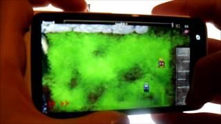 Android Tower Defense Games - Robo Defense
