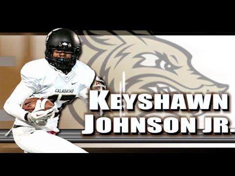 WR Keyshawn Johnson Jr