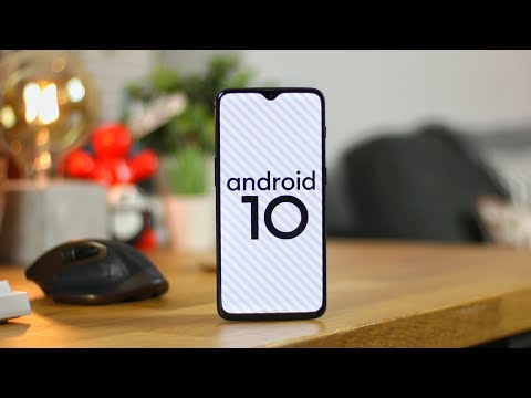 Android 10 on the OnePlus 6T (In Depth Review)