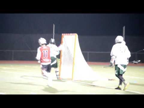 CJ Mezzatesta- Goalie #35 Highlights: Yorktown Huskers Vs Somers
