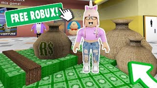 DITCH SCHOOL AND GET FREE ROBUX IN ROBLOX!
