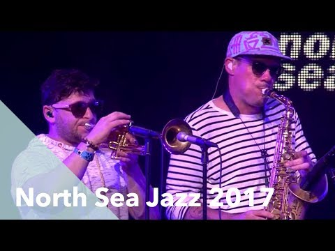 Lettuce - Live at North Sea Jazz 2017 | NPO Soul & Jazz