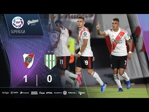 Atletico River Plate Banfield Goals And Highlights