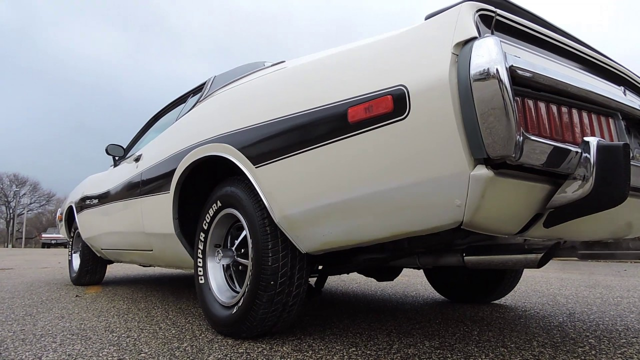 charger dodge 1974