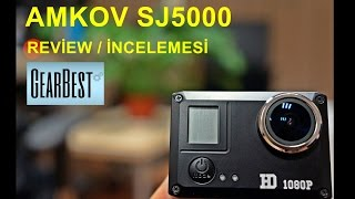 aMKOV SJ5000 (AMK5000) Review / incelemesi