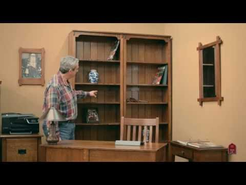 Barn Furniture - Amish Mission Bookcases