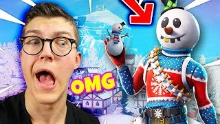 This NEW SKIN DON'T FROID! FORTNITE Battle Royale!