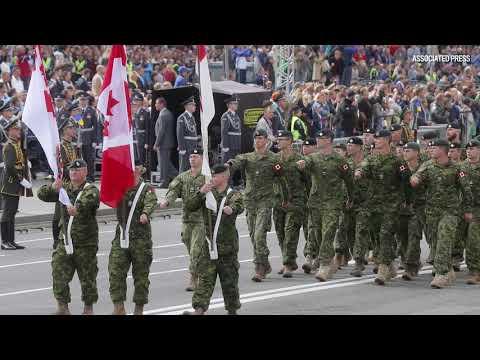 Edmonton Soldier Featured on Television War Documentary