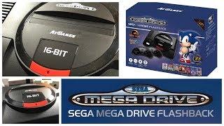 #166 - La Sega Mega Drive Mini HD au banc d'essai !