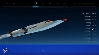 Boeing's Unmanned Scramjet, the X-51A WaveRider, Achieves Hypersonic Speeds thumbnail