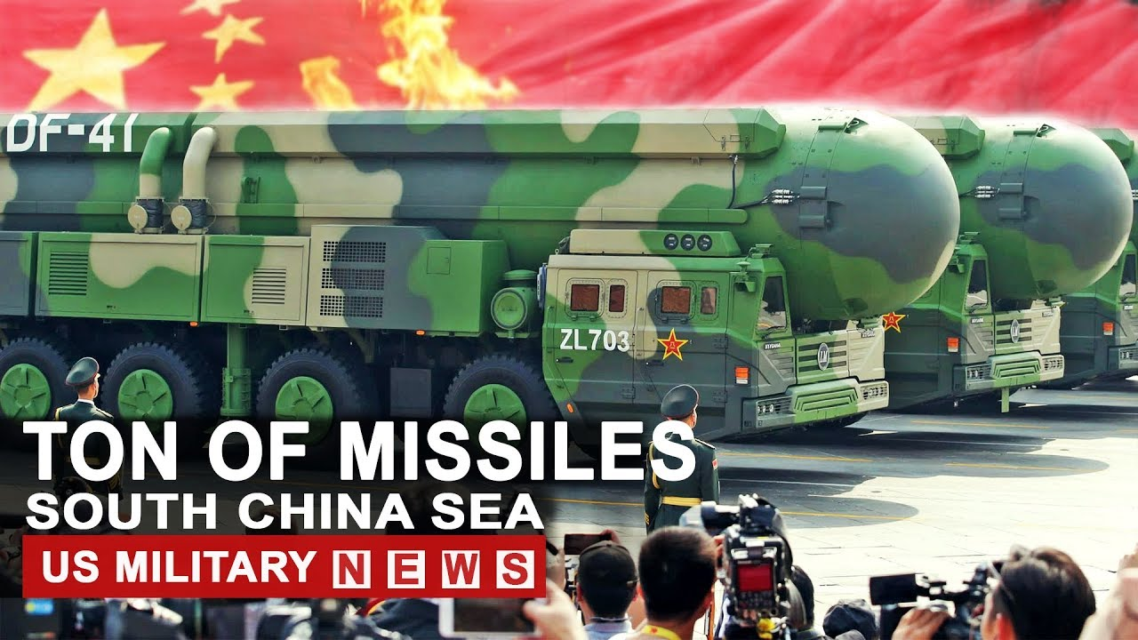 It's War Time, China Militarizing the South China Sea With a Ton of Missiles