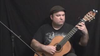"Otep ""On the Shore"" Arranged for Solo Acoustic Guitar"