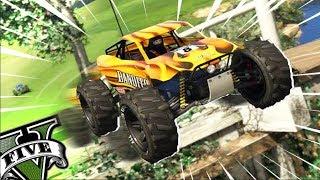 RC CAR STUNT RACE! - GTA 5 STUNT RACES