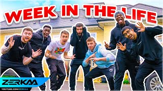 Week In The Life Of The Sidemen