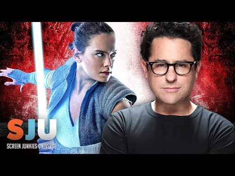 JJ Abrams' Star Wars Had Very Different Parents for Rey  SJU