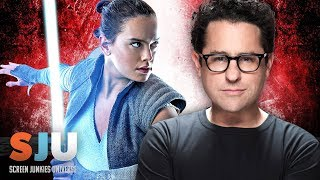 JJ Abrams' Star Wars Had Very Different Parents for Rey - SJU