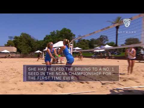 UCLA's Nicole McNamara claims Pac-12 Beach Volleyball Player of the Year honors