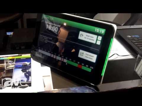 Integrate 2016: IAdea Australasia Intros Room Manager Solution