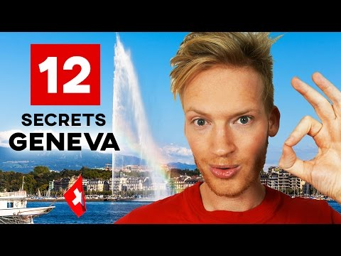 12 Hidden Secrets & Best Places in Geneva, Switzerland