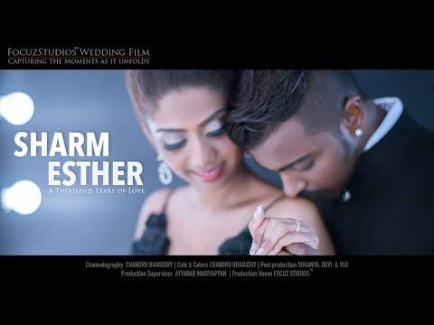 A Beautiful Christian Wedding, Sangeet at Singapore | SHARM & ESTHER
