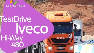 Test Drive Iveco Hi Way 480