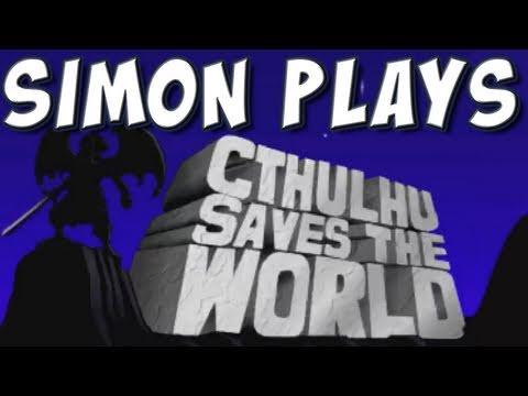 Yogscast - Simon Plays! - Cthulhu Saves the World!