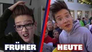 Hey Moritz ERSTES VIDEO vs. HEUTE!