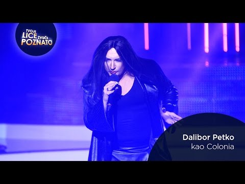 Dalibor Petko kao Colonia: Za tvoje snene oči