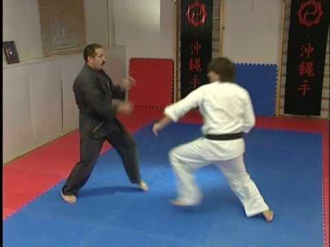 Оперативное карате. Рукопашный бой в экстремальный ситуациях Ю.Е.Маряшина - Урок 2 Защиты Руками