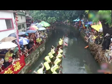 Dragon Boat Drifting, Nighttime Race-Different Dragon Boat Races You May Not Know