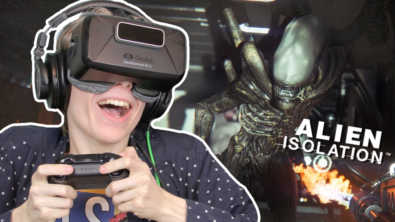How to Enable Oculus Rift Mode in Alien: Isolation