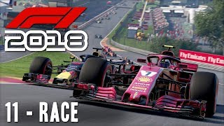 F1 2018 Multiplayer w/ Beef & Cone [22] Airplane Distractions