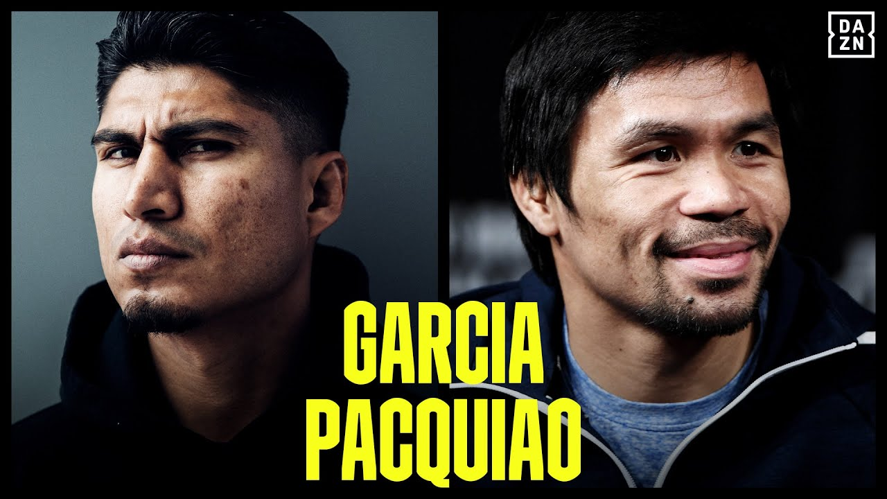 Mikey Garcia vs. Manny Pacquiao? Garcia Reveals When The Fight Could Happen