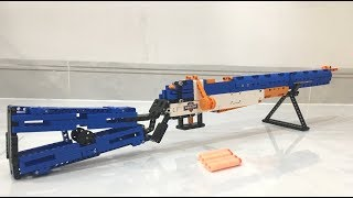 When Nerf meet Lego