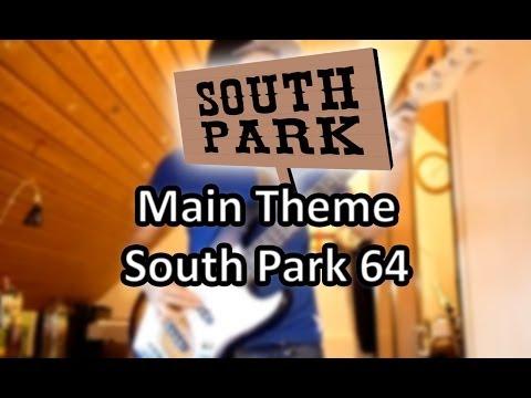 Main Theme South Park N64 Guitar   MetalFortress