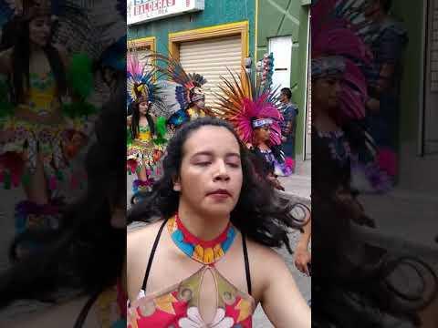 Encuentro De Danzas San Luis De La Paz 2019(2)