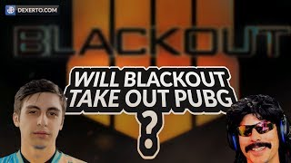 Blackout vs. PUBG: Which is better?